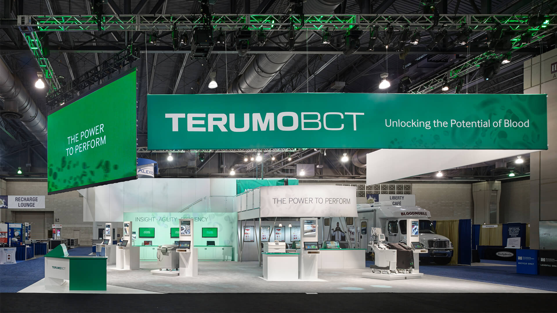 Terumbo Health Exhibit